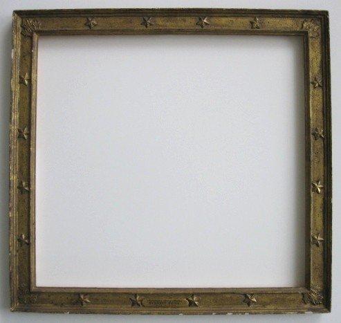 861: Gilded mould made frame