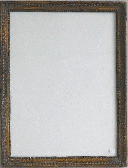 867: 2 Hand carved frames