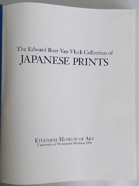 35: Book on Japanese prints - 2