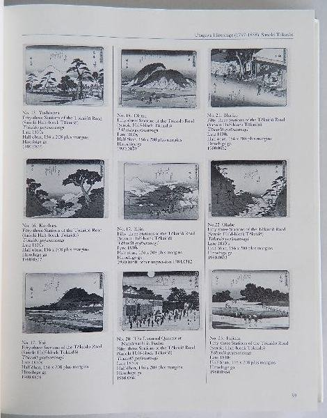 35: Book on Japanese prints - 3