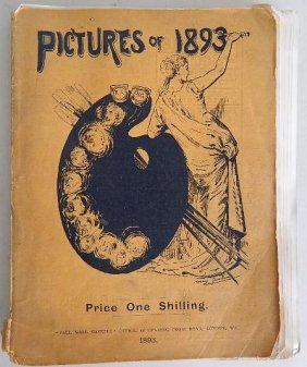 Pall Mall Gazette- Pictures Of 1893