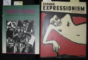 2 Books On German Expressionism
