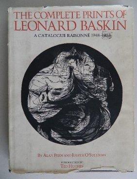 Fern And O'Sullivan- Leonard Baskin Raisonne