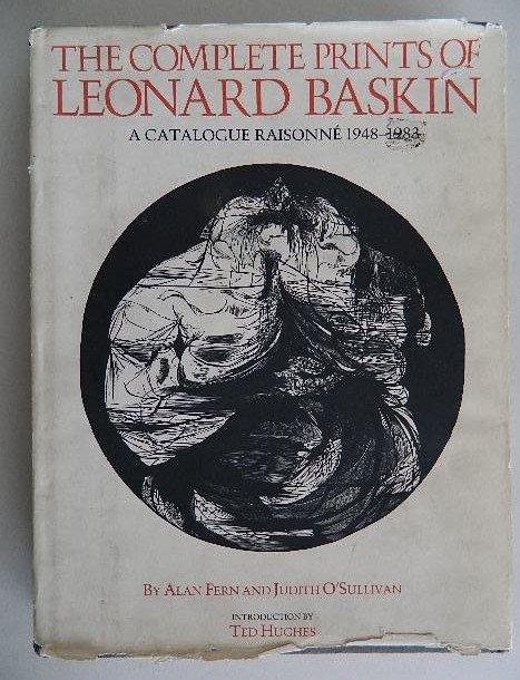 76: Fern and O'Sullivan- Leonard Baskin raisonne