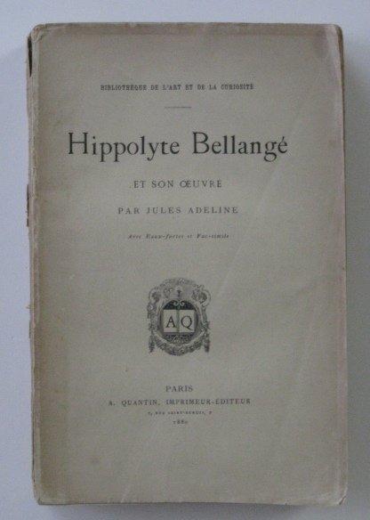77: Adeline- Hippolyte Bellange et son Oeuvre
