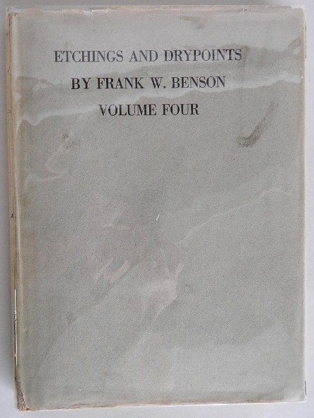 78: Paff- Frank Benson etchings. vol 4