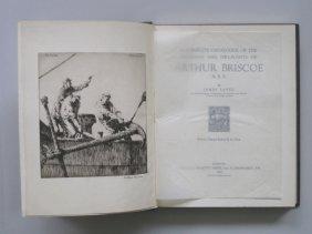 J. Laver- Catalogue Of Prints Of Arthur Briscoe