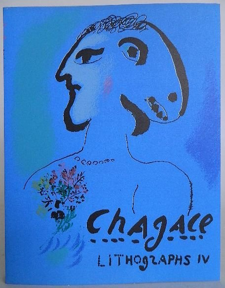 81: Sorlier & Mourlot- The Lithographs of Chagall