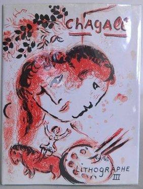 Chagall Lithographs III- Catalog Raisonne