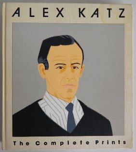 Maravell- Alex Katz The Complete Prints