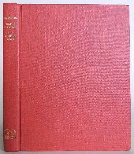 93: Klipstein- Kathe Kollwitz catalog raisonne