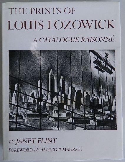 97: Janet Flint- Louis Lozowick book