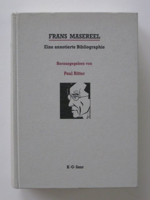 99: Ritter- Works of Frans Masereel