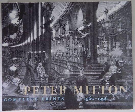 100: Johnson and Milton- Peter Milton Complete Prints