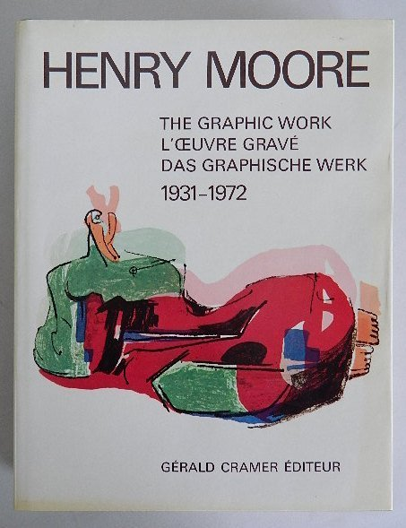 102: Henry Moore: Catalogue of Graphic Work