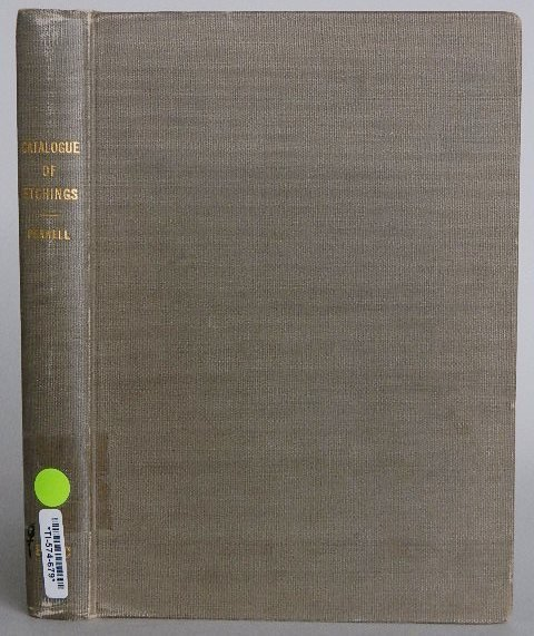 104: Wuerth- Catalogue of Etchings of Joseph Pennell