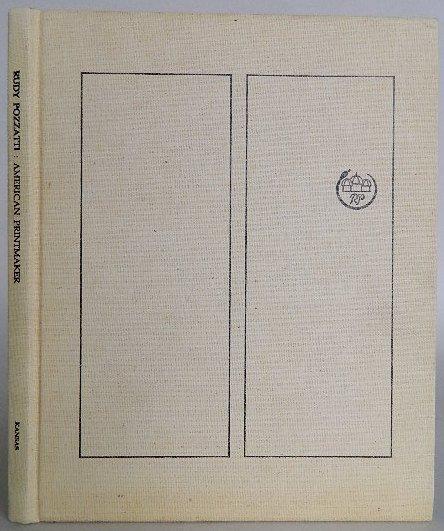 106: Geske- Rudy Pozzatti: American Printmaker