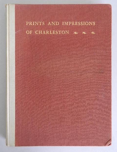 114: E. O. Verner- Prints & Impressions of Charleston