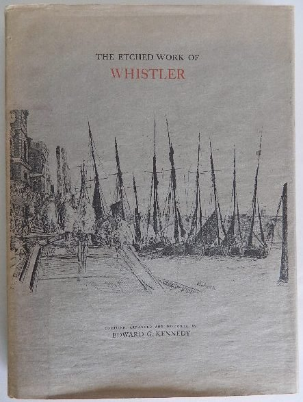 117A: Kennedy- etched works of whistler