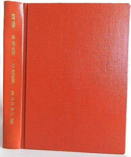 124: T. Kirby- Collection of H. Marquand- Art