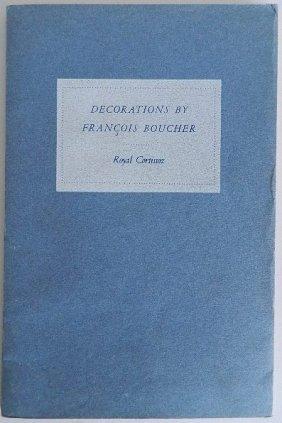 R. Cortissoz- Francois Boucher Catalog