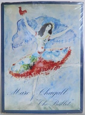 Chagall- The Ballet- Book