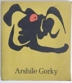 Arshille Gorky Exhibition Catalog