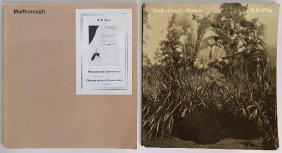 2 R. B. Kitaj Exhibition Catalogs