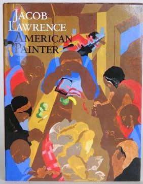 E. H. Wheat- Jacob Lawrence Book, Signed