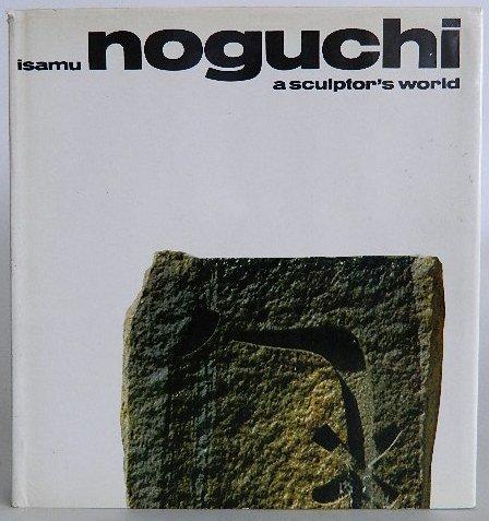 206: B. Fuller- Isamu Noguchi book