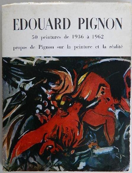 215: Edouard Pignon exhibition catalog