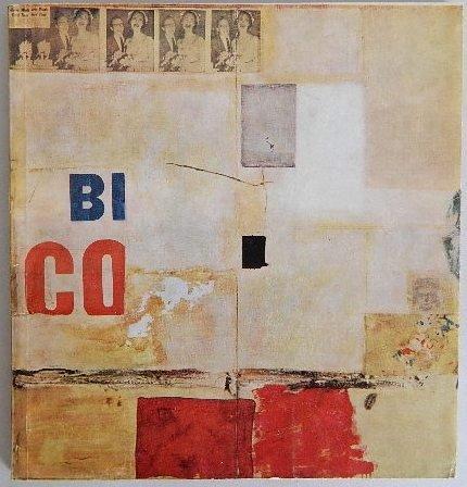216: 2 Robert Rauschenburg exhibition catalogs