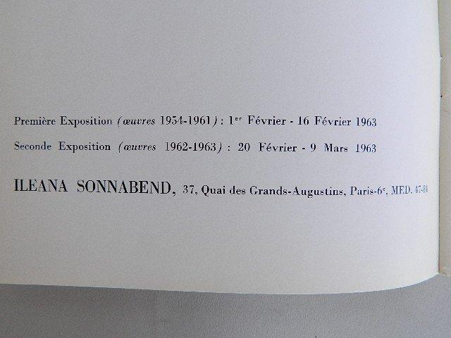 216: 2 Robert Rauschenburg exhibition catalogs - 4