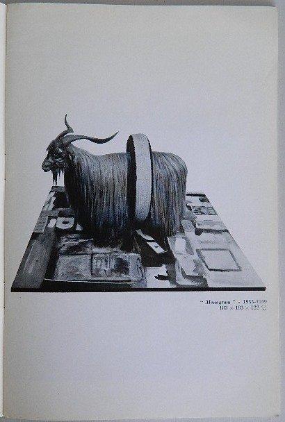 216: 2 Robert Rauschenburg exhibition catalogs - 5