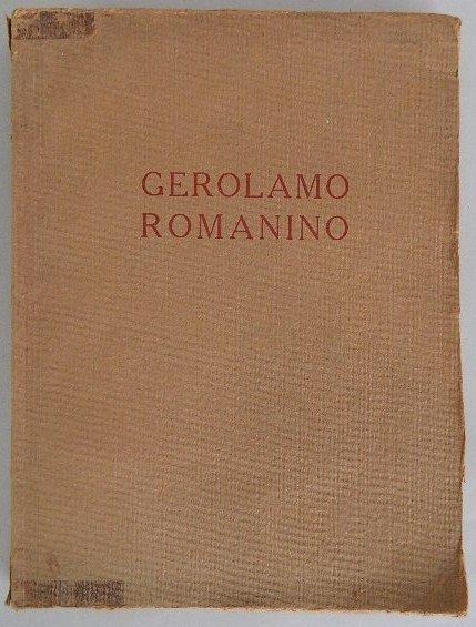 219: Gerolamo Romanino exhibition catalog