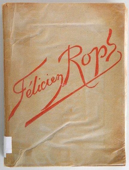 220: P. Orlan- The Art of Felicien Rops