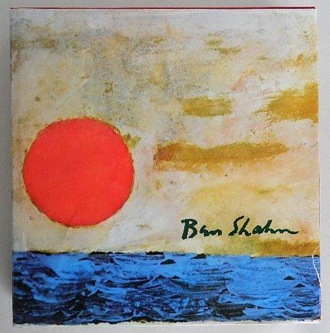 224: Ben Shahn book