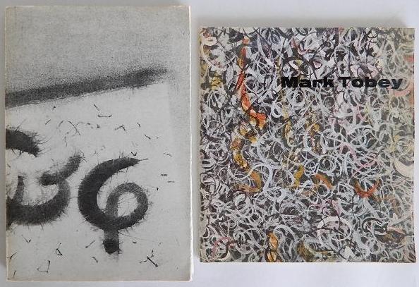 227: 2 Mark Tobey exhibition catalogs