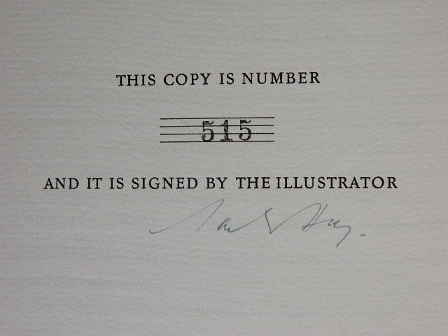 439: 2 Limited Editions Club books 1951 - 9