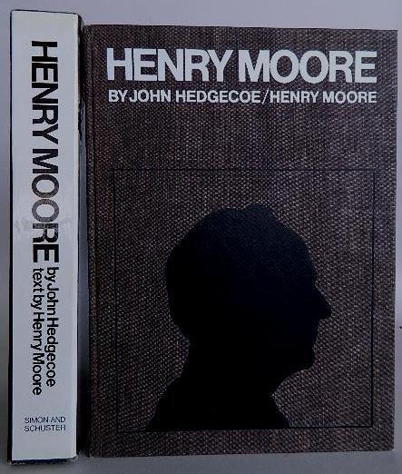 102A: John Hedgecoe- Henry Moore book
