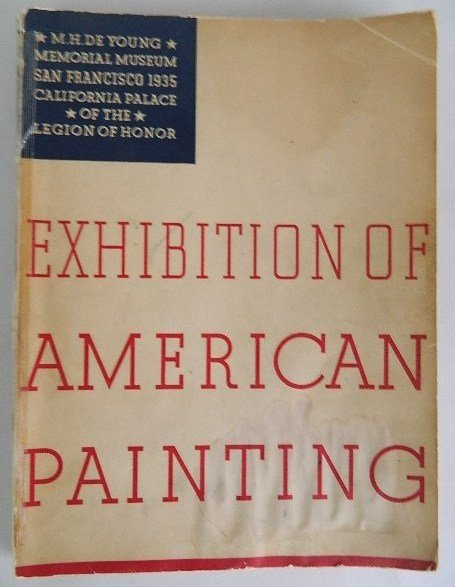 128A: Exhibition of American painting