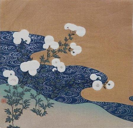 19: Kogyo Tsukioka woodblock