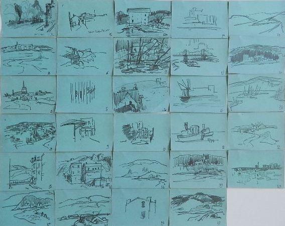 72: Carl Gaertner 29 graphite