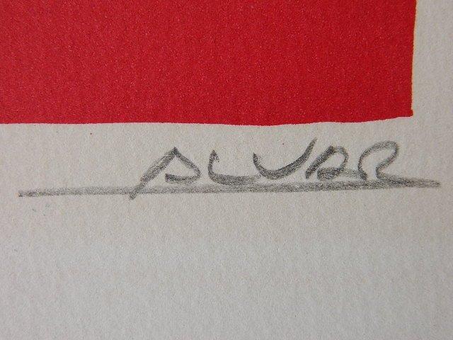 446A: Sunol Alvar lithograph - 3
