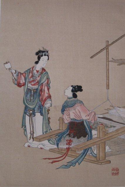 15: Settei Hasegawa woodblock