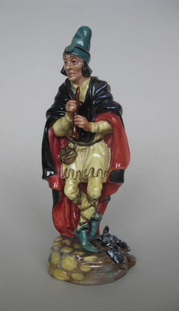 22: Royal Doulton porcelain figurine