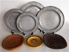 113: 20th c. 14 various metal or wood items