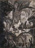 539: Giovanni B. Piranesi etching and engraving