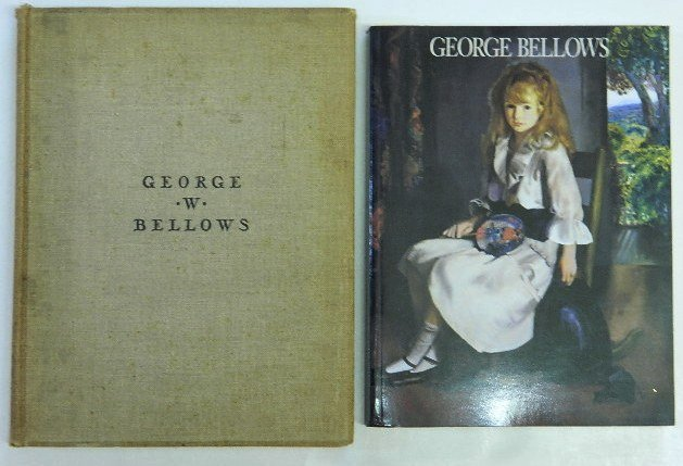 21: 2 Books on George Bellows