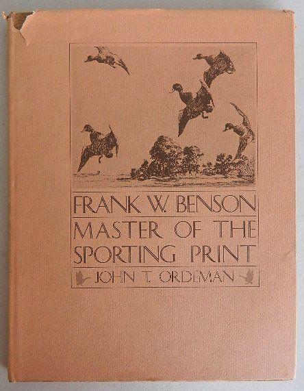 25: Ordeman- Frank Benson Master of the Sporting Print